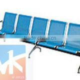 5-seater cheap modern high quality stainless steel waiting room chairs to sale for hospital