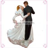 Custom Romantic Kissing Couple Cake Topper Wholesale Wedding Decor                                                                         Quality Choice