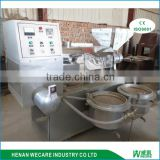 500KG/H multifunctional cold oil press machine with vacuum filter/screw oil press