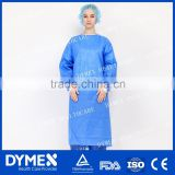 AAMI Level 2 Non-Woven Fabric Surgical clothing / Disposable Surgical Gown / Isolation Gown On Sale