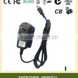 China Factory 6V 0.5A LED Power Supply with CCC 19510