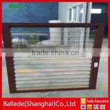 adjustable glass louver windows