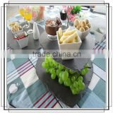 Home & hotel supplies Slate table dishes