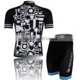 wholesale custom cycle wear sublimated Custom sublimation cycling wear