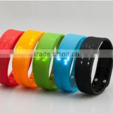 2015 Smart Band W2 Silicon Smart Wristband Fitness Tracker Health Monitor Pedometer Sleep Monitor Wristband