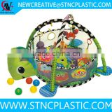 fancy turtle shape baby playmat with 30 balls                                                                         Quality Choice