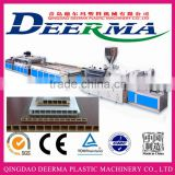 wood plastic plate extruder,wood plastic plate production line,wood plastic board production line
