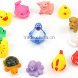 Custome design cute bath toy for baby, plastic bath toy set for kids, cute bath toys                                                                         Quality Choice
