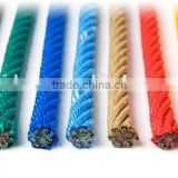 Polyester Galvanized Iron Core Armed Rope