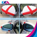 2016 world cup sport car mirror sock flag                                                                         Quality Choice