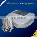 Infrared + pressotherapy + EMS body slimming machine