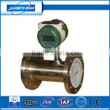 Gold supplier china air gas flow meter turbine type