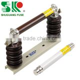 High voltage HRC fuses for transformer protection / 24kv voltage/porcelain body/UL,CE cerficate)