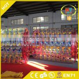 Hot sale and customized inflatable water roller,cosmetic roller ball for adults and children