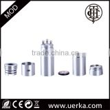 htc Integrated ecig rda atomizer and mechanical mod, bushwick hybrid full mechanical ecig mod