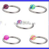 BCR Acrylic Nose Ring
