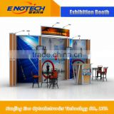 3*3m 3*4m 3*5m 6*6m 3*6m Aluminum Customized Exhibition Booth Trade Show Booth Shell Scheme Kiosk Booth