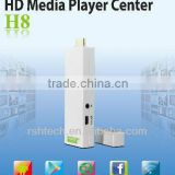 android hdmi donglge with wifi, Support USB webcam for video call,cpu 1.0GHz 1GB DDR3 4GB Nandflash