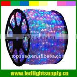 led rope flexbile strips solar powered decorative lights with 2 year warranty car led rope light