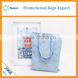Handled Style canvas tote bags bulk 100% waxed Cotton Material canvas beach bag                                                                                                         Supplier's Choice