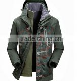 OEM Men's Element Blocker Interchange front zipper with quilted lining blazer military jacket american apparel