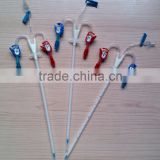 China Supplier Medical equipment dialysis double lumen catheter, dialysis catheter kit