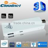 New arrival!!Cloudnetgo Dual OS mini pc Support Win 8.1 Android 4.4 In Chipset Z3735F 2G+32G/Intel HDMI dongle With Wifi BT 4.0