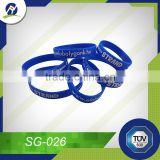 2016 new products arts and crafts rubber gift silicone bracelet for promotional gift                                                                         Quality Choice