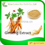 6 year old korean ginseng extract ginsenoside for ginseng whitening cream / ginseng root extract powder