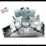 Unique designing plastic injection pipe fitting mould,pipe fitting mold