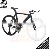 700c aluminum smooth welding technology frame racing bike/bicycle with American ECCRUE wheel sets