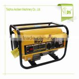 Portable Type 6.5hp gasoline generator set