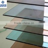 Dalian factory offer 3mm to 19mm tinted glass with CE and ISO high quality colored glass