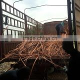 copper ingot 99.99% copper scrap wire price