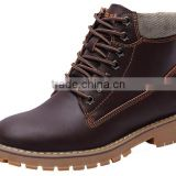 new designed men's boots, winter ankle boots