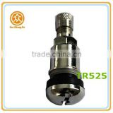 TR525 Factory Direct Sale Motorcycle Tubeless Valves(Metal Tube Valve)/Alloy Aluminium Tire Valve