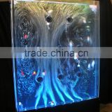 New Arrival of LED Bubble Wall /Room Divider. Soothing & colorful bubbles for mental Curing