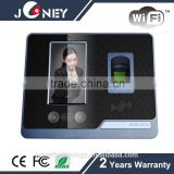 4.3 Inch TFT Color Touch Screen Facial & Fingerprint RFID Card Time Attendance and Access Device