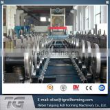 CNC Control System Galvanized Steel Cable Tray Roll Forming Machine made in China with low price