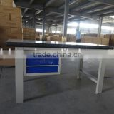 Heavy Duty Industrial Steel Metal Workbench With Drawers