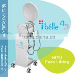 Safe Skin Lifting HIFU Ultra Age By Forming Dermis Layer Fat