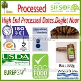 "Processed Dates. High Quality Dates ""Deglet Noor"" Category. Processed Dates Healthy Fruit. Fresh Dates Fruit. 500g (1.1 Lbs)"