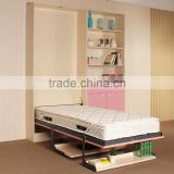 Space Saving Furniture Hardware Kits Wall Murphy Bed Mechanism