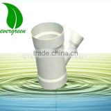 PVC Drainage Fittings 45 Degree Lateral Tee
