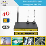 Cellular Industrial LTE 4G Modem Router Sierra Wireless Module With WiFi for video surveillance