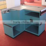 popular shop counter design with cash drawer