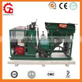 GDS1500 wall spray cement hydraulic plastering pump