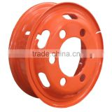 OEM factory price 17x10 steel rims