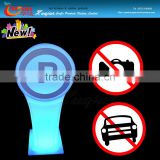 led light guidepost/led plastic Road Mark /led waterproof traffic signal and sign /solar powered led traffic sign