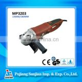 Electrical Angle Grinder 1200W 180MM MP3203 Marble and Concrete floor grinding and polishing machine